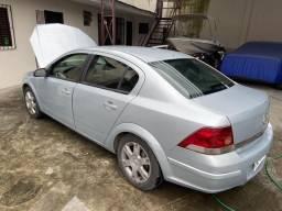 Vectra elegance couro e Gnv automático - 2008