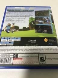 Jogo PS4 - Minecraft