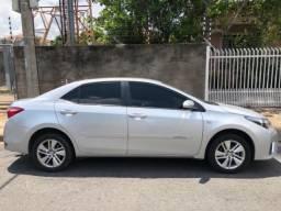 Corolla GLi 1.8 Prata 2016/2016 - 2016