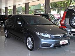 Honda Civic 1.8 LXS 4P - 2012