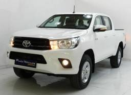Toyota Hilux 2.8 Low Turbo Diesel 4x4 2017/2017 - 2017