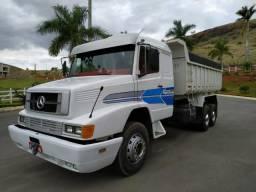 Caminhão Caçamba MB 1630 - 1993