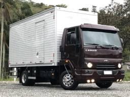 Ford Cargo 1119 Ano 2014 Ar Condicionado Único Dono Baú - 2014