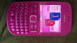 Celular Nokia asha 200 novo lacrado desbloqueado