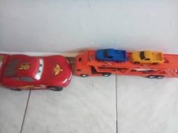 Conjunto de brinqueidos