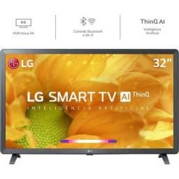 Smart TV Led 32'' LG 32LM625 HD Thinq AI Conversor Digital Integrado Modelo 2019