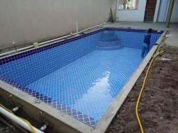 Construimos sua piscina dos sonhos!
