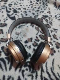 Fone de ouvido via Bluetooth jbl