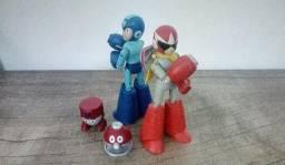Bonecos Da Série Rockman / Megaman