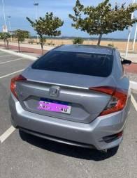 Honda civic ano 2019/19, 1.600 km, praticamente zero! - 2019