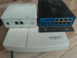PABX gravadora inter face