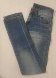 2 Calças Jeans Tam 34