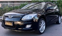 Hyundai i30 2010 automático, completíssimo, com bancada de couro!!! - 2010
