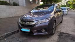 Honda City LX 1.5 automático 2015 - 2015