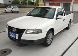 Volkswagen saveiro 1.6 2009 completo unico dono raridade - 2009