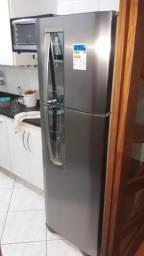 Porta de geladeira Electrolux 380L Inox - DW42X