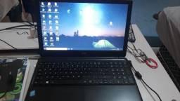 Troco notebook por pc ou ps4, xbox one