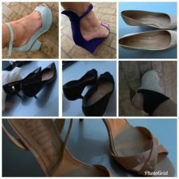 Sapatos n38 e 39
