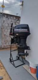 Motor kawashima 40 usado apenas uma vez - 2019