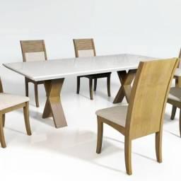 Mesa de jantar nova ,direto de fábrica
