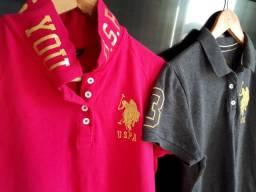 2 camisas Polo U.S.PoloAssn. G