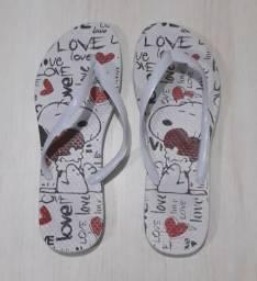 Sandálias femininas estilo Havaianas em Atacado. Grande Promoção Apenas R$ 7,00