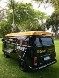 Equipamentos para Beer Trucks - Carro com chopeiras 05 Torneiras