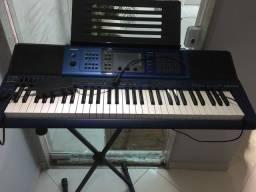 f47f46879e8 Vendo esse teclado Cássio mz-x500 muito novo valor R 3.300