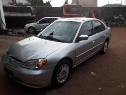 Vendo Honda Civic LX 1.7 2001 - 2001