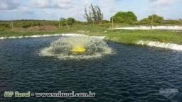 Aerador para piscicultura weemac