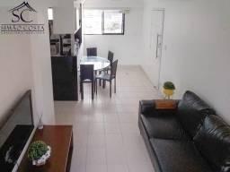 Apartamento Studio em Boa Viagem/ 49 mts / 2 qts