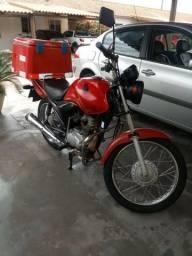 Honda Cg Urgente - 2010