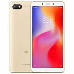 Celular Xiaomi Redmi 6A 32GB 3GB Ram Dourado