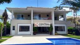 Casa com 5 dormitórios para alugar, 550 m² por R$ 11.000,00/mês - Busca Vida - Camaçari/BA