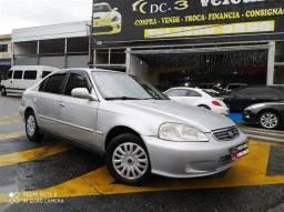 Honda Civic LX 1.6 Automático em Ótimo estado