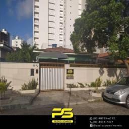 Casa com 4 dormitórios para alugar, 200 m² por R$ 3.500/mês - Manaíra - João Pessoa/PB