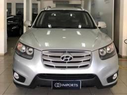 SANTA FÉ 2011/2012 3.5 MPFI GLS V6 24V 285CV GASOLINA 4P AUTOMÁTICO