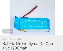 Bateria 1200mah drone Syma X5 C5a X5c
