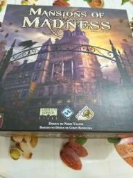 Mansion of Madness Insert Kit Dashboards sem Case Sleeves Bucaneiros Jogos