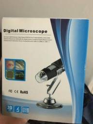 Microscópio digital USB