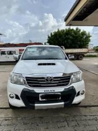 Hilux SRV automática 14/15 116.000,00 - 2015