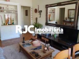 Apartamento à venda com 1 dormitórios em Grajaú, Rio de janeiro cod:MBAP10856