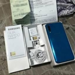 Samsung A50 128gb + Relogio Band 4 Original