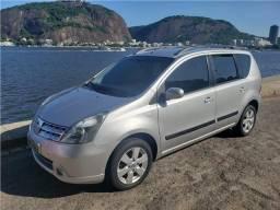 Nissan Livina 1.8 sl 16v flex 4p automático - 2012