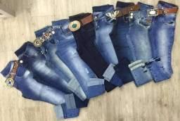 Seja uma revendedora de jeans no ms