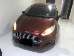New Fiesta automático 2015 analiso troca - 2015