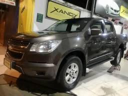 S10 LT 2013 2.4 Flex Power 4x2, carro para pessoas extremamente exigentes!!! - 2013