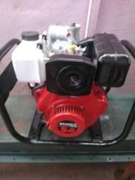 Motor bomba diesel