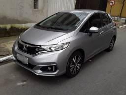 Honda fit com baixo km impecável