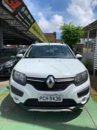 Título do anúncio: Renault Sandero Stapway multimídia automatico